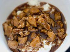 Maggie-Mae: Bourbon Chicken Recipe