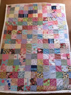 patchwork and lace: catching up