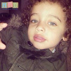 Trini, Scotian, Jamaican, Dominican & Polish Izaiah - 2 1/2 years Submitted By: Amanda Colpitts