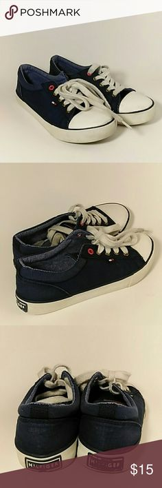 Spotted while shopping on Poshmark: Tommy Hilfiger Cormac Core Sneaker -Peacoat - 2 Y! #poshmark #fashion #shopping #style #Tommy Hilfiger #Other
