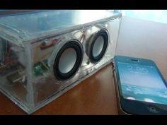 19 best bluetooth speaker plans images on pinterest diy speakers