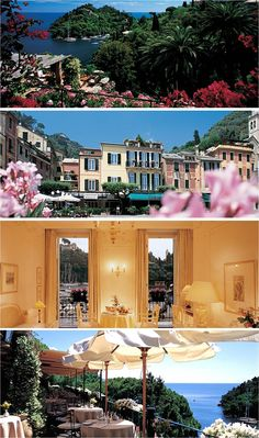 Splendido Hotel & Resort Portofino, Italy!
