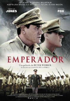 Emperor directed Peter Webber will be released in Spain on March 2014 Matthew Fox, Douglas Macarthur, Tommy Lee Jones, Great Movies, New Movies, Peliculas Audio Latino Online, Hannibal Rising, Film World, War Film