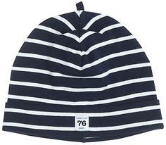 Polarn O. Pyret Children's Stripe Beanie Hat