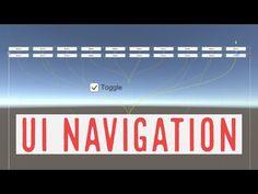 Unity UGUI Interface Keyboard Navigation - YouTube Unity Tutorials, I Am Game, Keyboard, Youtube, Youtubers, Youtube Movies
