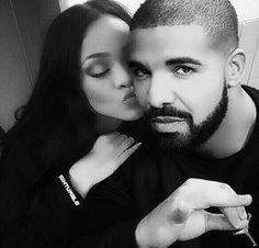 Rihanna <3 Drake Perfect Couple Goal Love