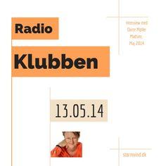 Stormvind, Interview Radio Klubben, Social Seling med succes by Dorte Møller Madsen on SoundCloud (in Danish)