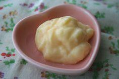 卵黄1個★少量★レンジで簡単カスタード♪