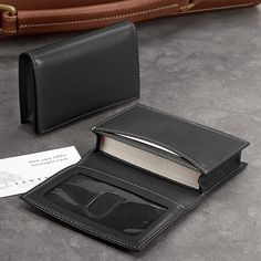 Simple thin card wallet leather card case leather card holder simple thin card wallet leather card case leather card holder leather card case leather card pocket leather card pouch simple card wallet and cards colourmoves