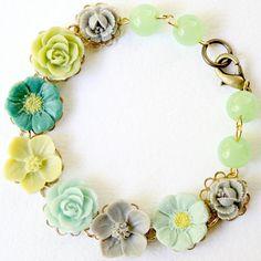 Morning Garden Bracelet