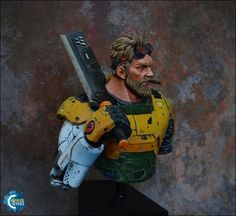Anti Robot Squad Sergeant | Coloured Dust