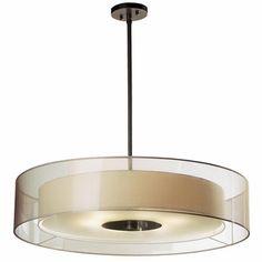 Sonneman Pendant Lighting  Puri Large Pendant  Our Price: $550.00