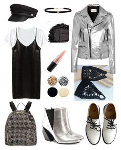 """Без названия #8"" by e-vlasova on Polyvore featuring мода, Dr. Martens, Tommy Hilfiger, UN United Nude, Yves Saint Laurent, JINsoon, Horny Toad, MAC Cosmetics, Urban Decay и Belk Silverworks"
