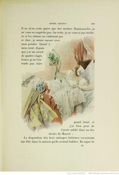 Scènes de la vie de Bohème. Aquarelles de A. Robaudi Murger, Henry ...