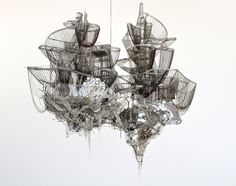 Lee Bul — Misremembered Lines, 2011—Thaddaeus Ropac