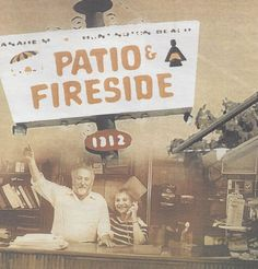 Anaheim Patio Was Started By Kurt And Phyllis Lorig In 1956!