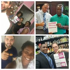Ohhh you know! Just 4 new happy #tmobile customers! All in a day's work folks!  #eandlglobalcomm #wireless #consultants #michigan #theuncarrier #selfies