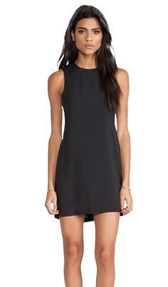 Naven EXCLUSIVE Twiggy Dress in Black