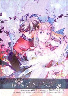 Relena Darlian/Peacecraft and Heero Yuy of Gundam Wing Anime Toon, Mecha Anime, Anime Comics, Anime Art, Gundam Wing, Gundam Art, Heero Yuy, Art Diary, Anime Couples Manga