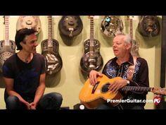 Rig Rundown: Tommy Emmanuel, CGP | Premier Guitar