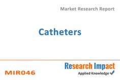 Catheters research report gives a market insight into various applications of catheters inlcuding Cardiology, Urology, Intravenous, Neurology and Other types (Gastroenterology and Ophthalmic). Historic, current and future marekts are graphically illustrated by geographic regions encompassing North America, Europe, Asia-Pacific, & Rest of World. Business profiles of 21 major companies are discussed in the report. The report serves as a guide to global catheters market covering more 200…