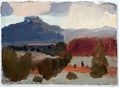 Landscape Art, Landscape Paintings, Landscapes, Abstract Images, Art Images, Painting Inspiration, Art Inspo, Painters, New Art