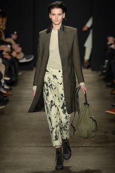 Rag & Bone | Fall 2014 Ready-to-Wear Collection | Style.com [Photo: Yannis Vlamos / Indigitalimages.com]