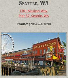 Crab Pot, Seattle Washington