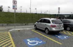 Detran TO - Infração de trânsito será considerada grave para desrespeito de vagas de estacionamento preferenciais +http://brml.co/1DSAPRL