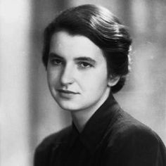 British biophysicist Rosalind Franklin took the photo that led to the discovery of the DNA double helix, but all recognition went to male colleagues Watson and Crick. Another woman in history whose accomplishment was dismissed in favor of a man. Great Women, Amazing Women, Smart Women, Women Rights, Marie Curie, Double Helix, Interesting History, Before Us, Women In History