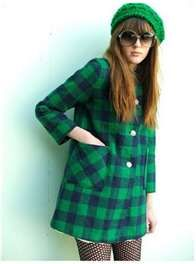 The Cuse Clothes Line: Fierce+Foreign: The French are mad for plaid