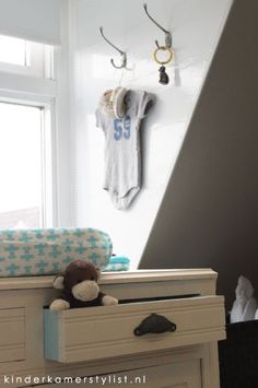 Babykamer jongen / Gijs