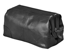 1aeac65da5 Mens Toiletry Bag Dopp Kit by Bayfeild Bags- Shave Kit Bag Keeps Toiletries  Organized For