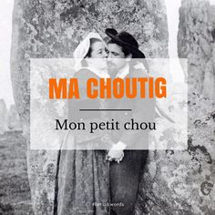 Mon petit chou ! #breizhwords #breizh #bretagne #bzh #breton #brittany…