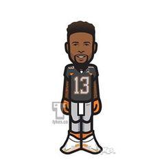 Cartoon Football Tykes   ... NYGiants #Giants #football #NFL #tyke #tykes #MyTyke www.tykes.co
