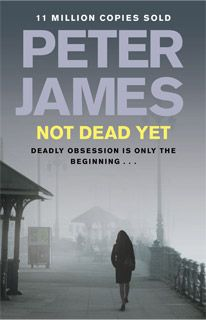 Author Peter James: Best Seller Murder Mystery Books, Roy Grace Thriller Crime Novels