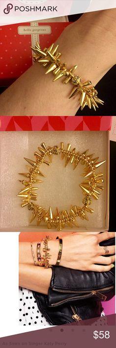 Stella & Dot Gold Renegade Bracelet Brand New!! Stella & Dot Gold Renegade Bracelet Brand New in Box!! Stella & Dot Jewelry Bracelets