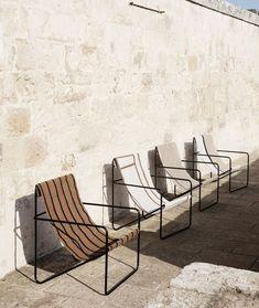 Lounge Design, Chair Design, Design Blog, Deco Design, Design Moderne, Black Soil, Outdoor Seating, Outdoor Decor, Outdoor Lounge Chairs