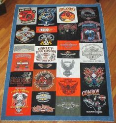 Picture of T-shirt Quilts