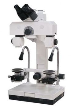 Advanced Forensic Comparison Microscope- LTCM-22, Two fully rotatable mechanical X-Y-Z movable stages, Ball Socket on Stage, Magnifications from 3.8x up to 144x, in-built objectives 4.8x, 3x, 2x, 1x and 0.8x, 10x eyepiece Presto! http://www.amazon.in/dp/B018O1O5S4/ref=cm_sw_r_pi_dp_QM.Awb151BRC6