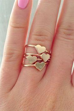 Heart Love Ring | SABO SKIRT