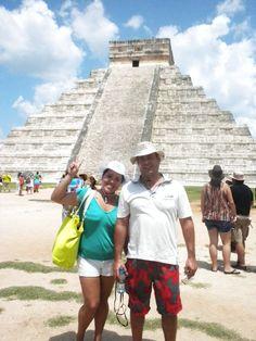 #thestoryofus en un viaje de mucho amors para recargar energia en la gran Chichen Itza!! (las mejores vibras)
