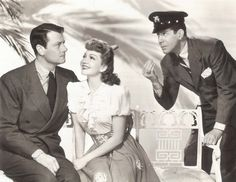 The Palm Beach Story (1942) / Paramount Pictures Directed By: Preston Sturges Starring: Claudette Colbert, Joel McCrea, Mary Astor, & Rudy Vallee