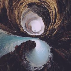 Mundo em Espiral – Fotografias Surreais por Nate Hill (Fotografia Profissional)