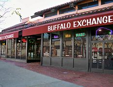 Buffalo Exchange vintage store | Berkeley, California USA