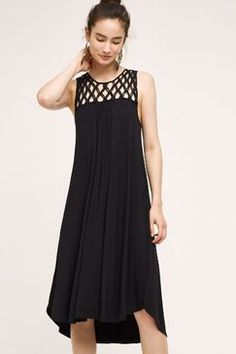 Anthropologie Macrame Swing Dress Found on my new favorite app Dote Shopping #DoteApp #Shopping