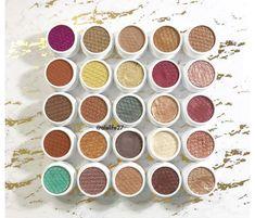 Single Eyeshadows | Colourpop Eye Makeup | Colorful Shadows | Pigmentation #makeup #eyemakeup #eyeshadow Pin: @amerishabeauty