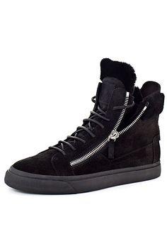Giuseppe Zanotti - Giuseppe Zanotti Men's Shoes - 2012 Fall-Winter