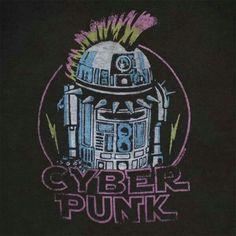 Cyber punk star wars