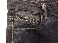 #denim #pocket #detail #rivet